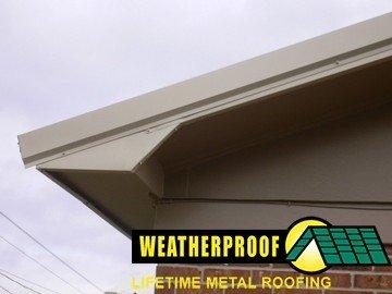 Weatherproof Lifetime Metal Roofing